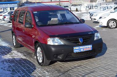 Dacia Logan 1.6  2008