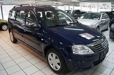 Dacia Logan MCV Ambiance  2011