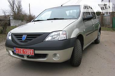 Dacia Logan 1.4 GAZ 2005