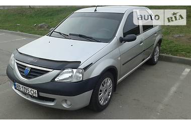 Dacia Logan 1.6 GAZ LPG 2006
