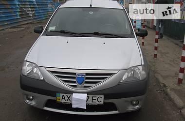 Dacia Logan mcv 2008