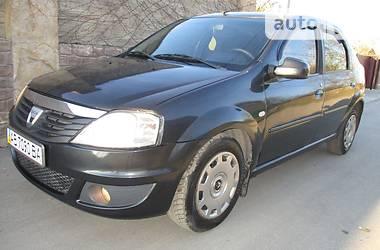 Dacia Logan 1.6 4 ГАЗ 2008