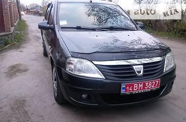 Dacia Logan GBO 2009
