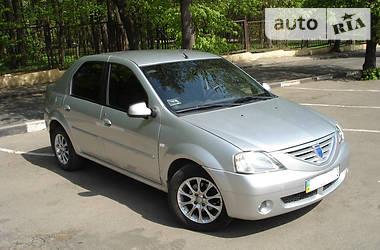 Dacia Logan 1.6 Privilege 2007