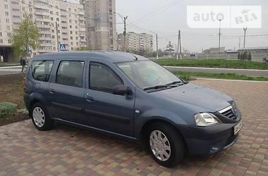 Dacia Logan Logan MCV 2007