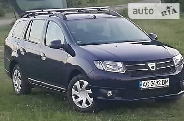 Dacia Logan Logan MCV 2015