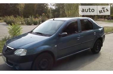 Dacia Logan AMBIANCE 2007