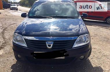 Dacia Logan mcv 2011