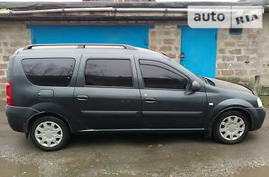 Dacia Logan 1.6 м.р. 2008