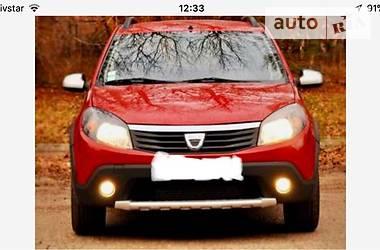 Dacia Sandero StepWay  2012
