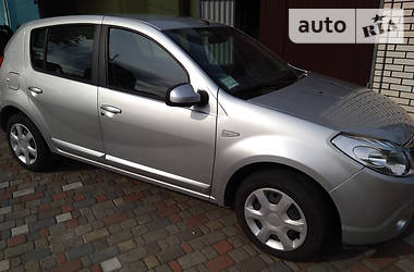 Dacia Sandero 1.5 DCI 2011