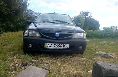 Dacia Sandero  2003