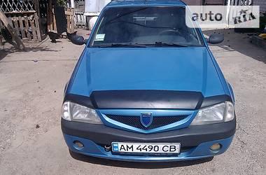 Dacia Solenza  2003