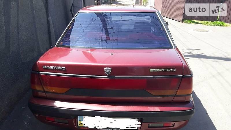 Daewoo Espero 1996 года