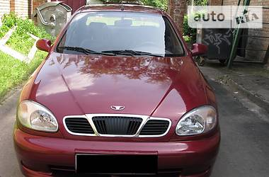 Daewoo Lanos 1.5 2007