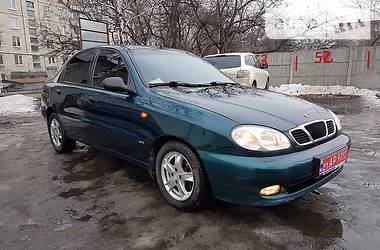 Daewoo Lanos SX 2003