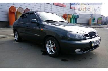 Daewoo Lanos SE 1998