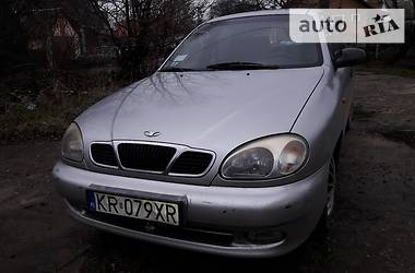 Daewoo Lanos EX 1999