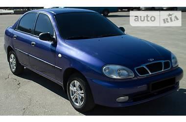 Daewoo Lanos classic 2000
