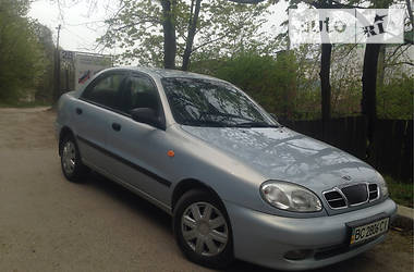 Daewoo Lanos 1.6 SX 2004