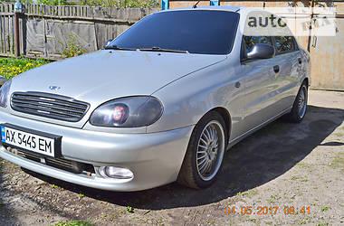 Daewoo Lanos Lux 1.6 16v Turbo 2004