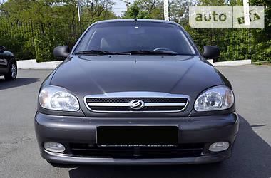 Daewoo Lanos 1.5 SX 2012