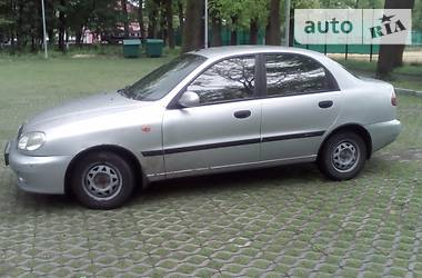 Daewoo Lanos SX 2002
