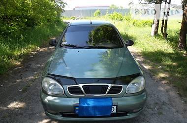Daewoo Lanos 1.5  2009