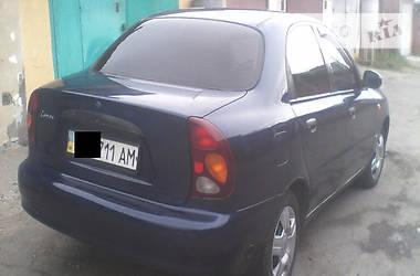 Daewoo Lanos se lux 2005