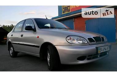 Daewoo Lanos 1.5 SE GAZ 2004