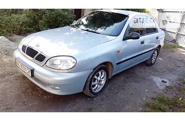 Daewoo Lanos Т150(TF696) 2005