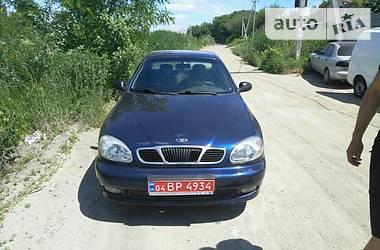 Daewoo Lanos SE 2001