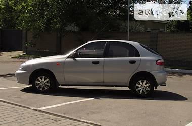 Daewoo Lanos 1.5 SE 5d 2012