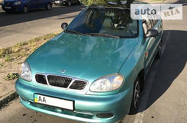 Daewoo Lanos SX 1999