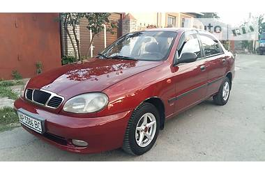 Daewoo Lanos 1.5 8V Opel 2002