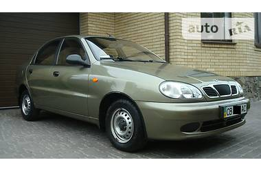 Daewoo Lanos 1.5 i ПОЛЬША GAZ 2007