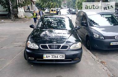 Daewoo Lanos SE 1999