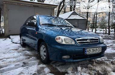 Daewoo Lanos 1.5 I SE 2012