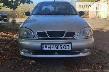 Daewoo Lanos sx 2004