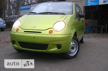 Daewoo Matiz 19 2013