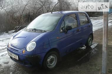 Daewoo Matiz 0.8i 2004