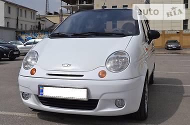 Daewoo Matiz 0.8i 2013