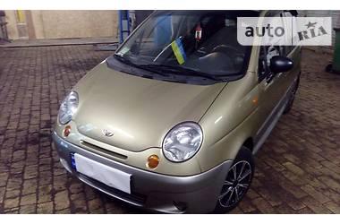 Daewoo Matiz 1.0i 2012