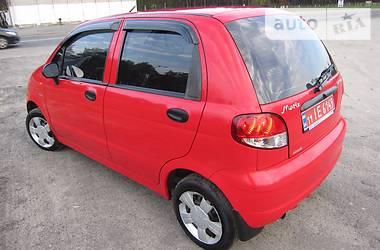 Daewoo Matiz 0.8i  2012