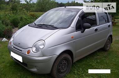 Daewoo Matiz 0.8i 2002