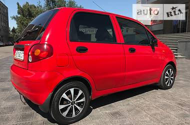 Daewoo Matiz 0.8i 2008
