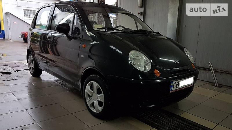 Daewoo Matiz 2011 года