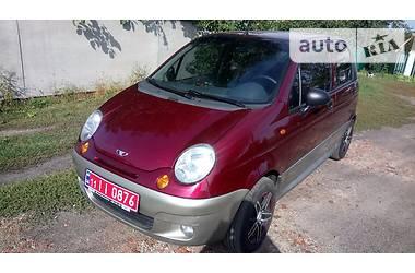 Daewoo Matiz 1.0i 2005