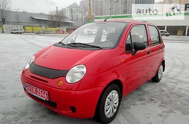 Daewoo Matiz 0.8i GAS 2011