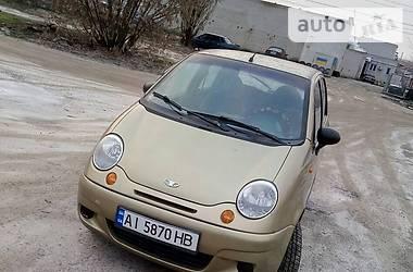 Daewoo Matiz 0.8 AKПП 2007